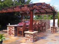 McCarrell Landscape Construction, LLC – Outdoor Kitchens
