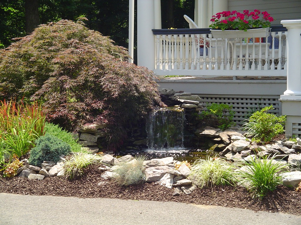 Home Landscapes mccarrell landscape construction - pittsburgh, pa   new home